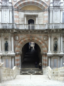Courtyard Staircase in Doge's Palace