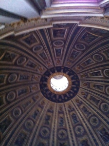 St Peters Dome