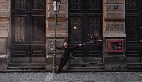 Paulo Coelho by Philip Van Volsem