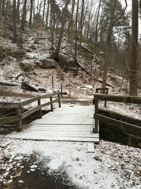 Winter on the Wissahickon